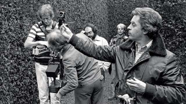 37. Было потрачено около месяца, чтобы снять сцену, где Джек гонится за Дэни в лабиринте.