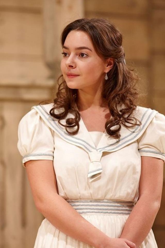 С мая 2013 года Вера успешно работает в Театре им. Вл. Маяковского.
