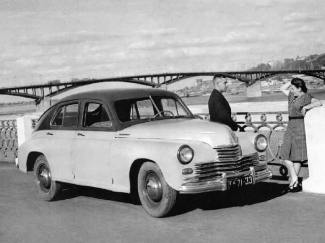 """Когда разрабатывался советский автомобиль """"Победа"""", планировалось, что машина будет называться """"Родина"""". Однако Сталин спросил разработчиков с намеком: """"Ну и почем у нас будет Родина?"""". Пришлось название изменить."""