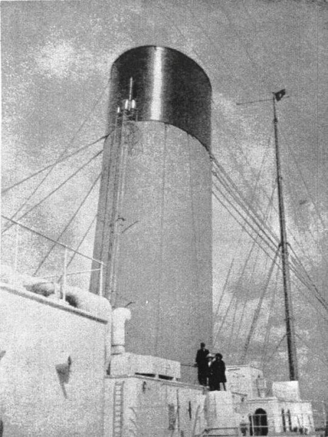 В результате столкновения в обшивке правого борта образовалось шесть пробоин суммарной длиной около 90 м. В результате контакта с айсбергом поврежденными оказались пять носовых отсеков, на это система непотопляемости лайнера не была рассчитана.