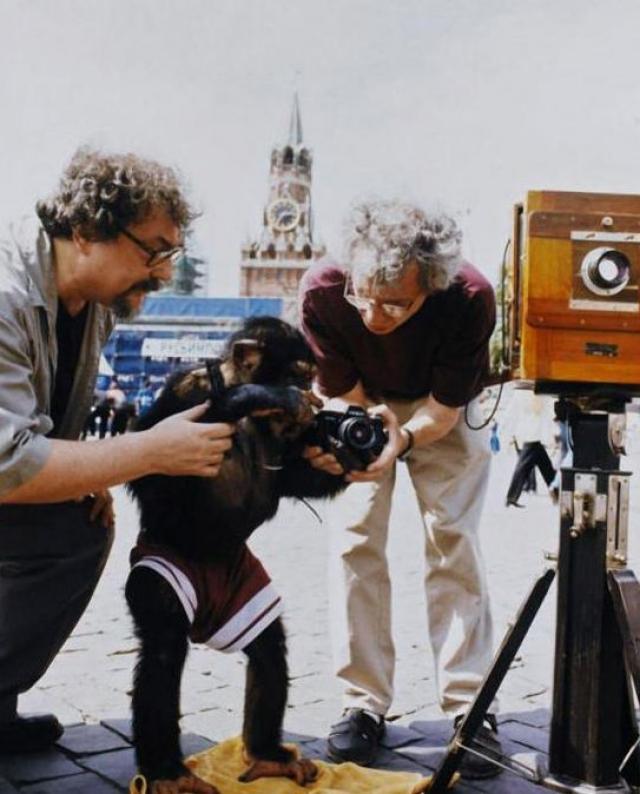 4. Микки во время учебы. Лот из 18 фотографий Микки ушел с молотка за 50 тысяч фунтов стерлингов.