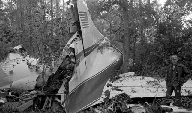 Согласно последующим данным, пилоты неверно оценили количество топлива, заправленного предварительно в Гринвилле, Флорида, полагая, что его хватит на весь маршрут.