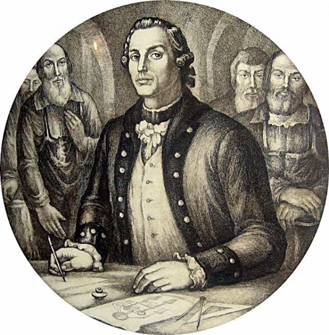 Паровоз. В 1763 году Иван Ползунов спроектировал первую в России двухцилиндровую вакуумную машину, а, говоря иначе, паровоз.