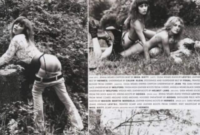 """Голливудская звезда с украинскими корнями Ольга Куриленко известна всему миру как """"девушка Бонда"""". Однако в юности актриса пыталась найти путь к славе разными способами."""