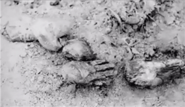 В сторожке нашли вещи убитых и доказательства каннибализма, в том числе, полведра топленого человеческого сала. Человеческое мясо, выдавая за парную вырезку, преступники даже продавали соседям.