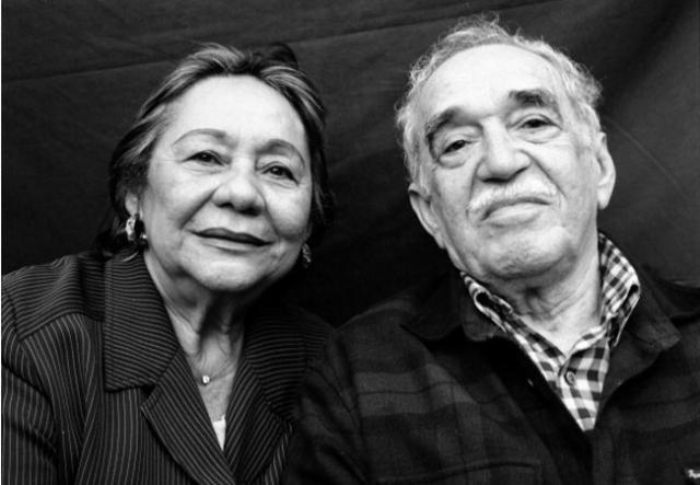 """Габриэль Гарсия отшельничал, творя свой великий роман """"Сто лет одиночества"""", а в это время Мерседес его не упрекала, поддерживала и пыталась выжить с 2 сыновьями как могла."""