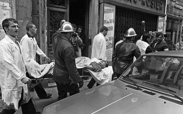 В результате теракта 2 человека были убиты и 33 человека получили ранения. Вскоре после теракта французское правительство приняло требования КАЯ.