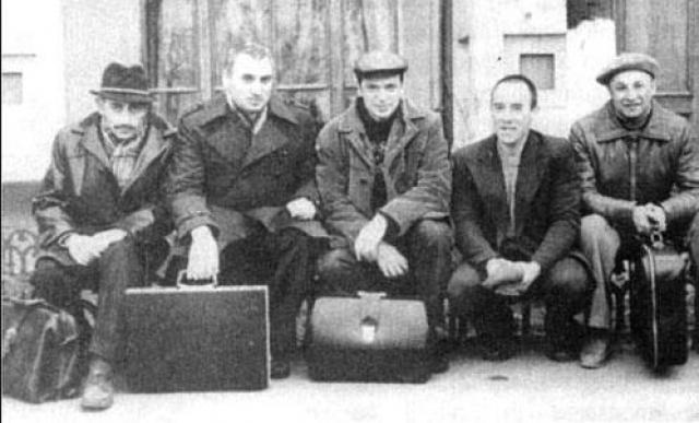 Пример Бразинскасов оказался заразительным: в том же октябре 1970-го произошла новая попытка захвата воздушного судна на территории СССР.