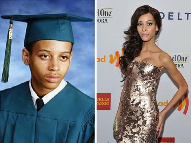 """Айсис Кинг. Девушка, родившаяся мальчиком, снялась в 11 и 17 сезонах реалити-шоу """"Топ-модель по-американски""""."""