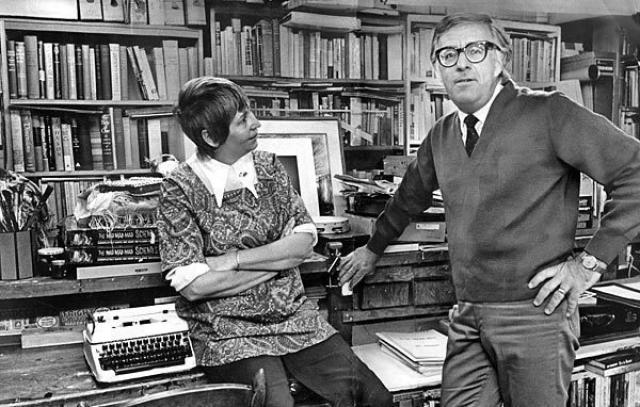 В течение 56 лет Маргарет была рядом с ним. Причем в начале семейной жизни денег постоянно не было, и, окажись рядом другая женщина, мир мог и не узнать великого писателя.