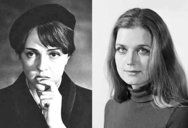 Радистку Кэт могла сыграть вместо Екатерины Градовой Ирина Алферова, но не сложилось.