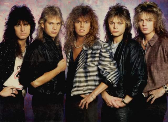 Europe. Шведская рок-группа, основанная вокалистом Джоуи Темпестом и гитаристом Джоном Норумом, записала один из самых громких хитов второй половины 80-х Final countdown.