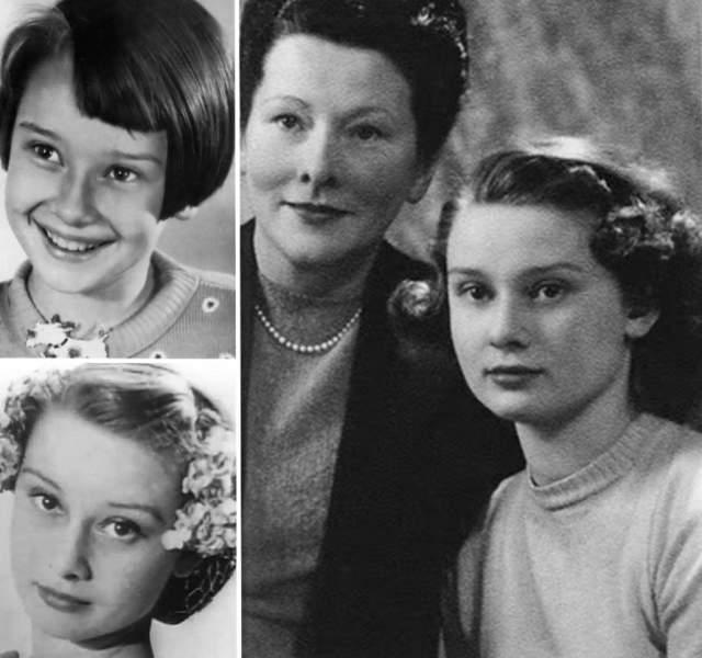 """""""Нейтральные"""" по отношению к войне Нидерланды, куда переехала будущая звезда, в 40-х были подавлены немецкими войсками. 14-летняя Одри тогда посещала балетную школу, где проводила посильную своему возрасту """"агентскую"""" деятельность."""
