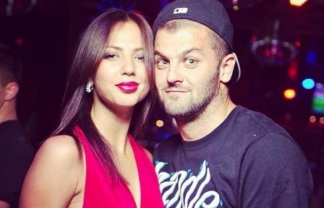 Александр Радулов и Дарья Дмитриева. В августе 2015-го форвард ЦСКА и сборной России женился.