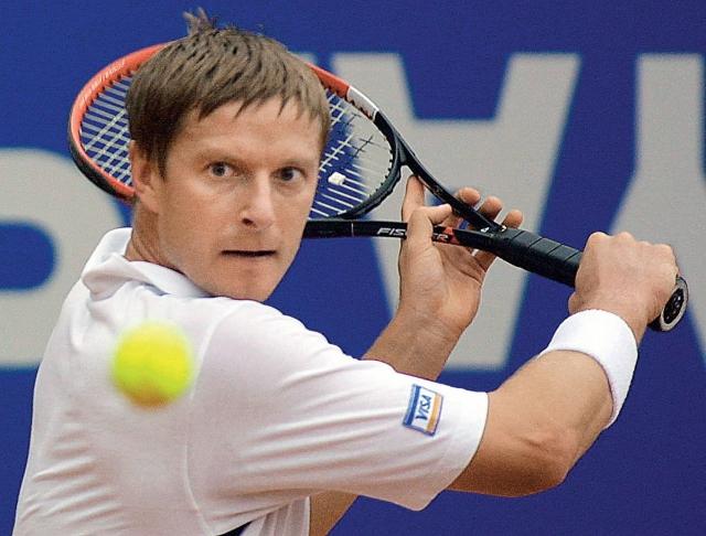 Евгений Кафельников. Звезда российского тенниса первым из отечественных теннисистов выиграл турнир Большого шлема в одиночном разряде и стал первой ракеткой мира.