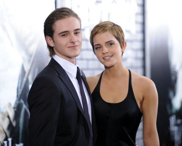 """Алекс Уотсон. Младшего брата звезды """"Гарри Поттера"""" Эммы Уотсон часто принимают за ее близнеца."""