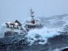 Взрыв на борту российского судна в Японском море: виноват метеорит