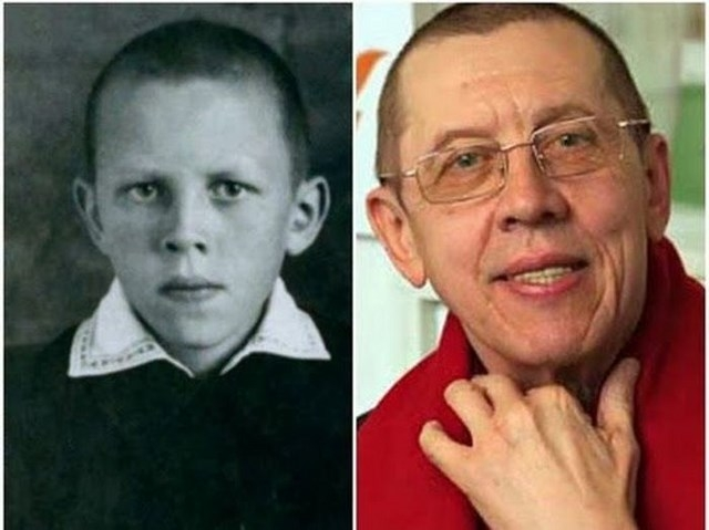 Валерий Золотухин с детства мечтал стать актером, что весьма успешно осуществил.