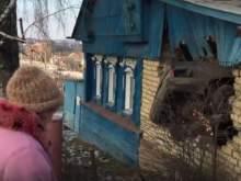 Видео полета автомобиля в жилой дом Саранска появилось в Сети