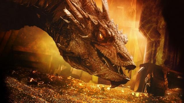 2. Смауг – $54,1 млрд Самый крупный разбойник во всех вымышленных вселенных (как физически, так и в плане состояния) Смауг собрал все свои богатства в Одинокой Горе. В рейтинге Forbes 2007 года он занял лишь 7 место с $8,6 миллиардами, но, возможно, его состояние сильно выросло после съемок у Питера Джексона. Не говоря уже о том, что в фильмах его сокровища полностью занимают гору изнутри.