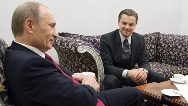 """Леонардо Ди Каприо : """"Я знаю, что если в России тебя считают """"настоящим мужчиной"""" - это серьезный комплимент. Моя бабушка была русской - Смирновой - и для меня она - воплощение внутренней силы и цельности. Она прошла через нищету, войну и эмиграцию. Бабушка, дедушка и остальные родственники с их стороны - настоящие крепкие русские с трудной судьбой, которая их не сломала..."""""""