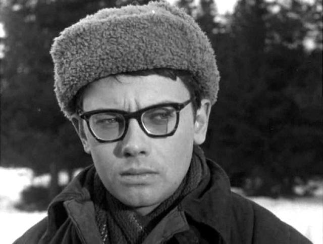 Подошел работавший в Ленинграде Демьяненко.