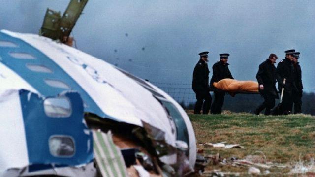 В организации теракта подозревались два ливийца, но Триполи отказывался их экстрадировать. В 1999 году оба подозреваемых предстали перед судом в Нидерландах, а в 2003 году Ливия официально признала свою ответственность за теракт и согласилась выплатить компенсации семьям погибших.