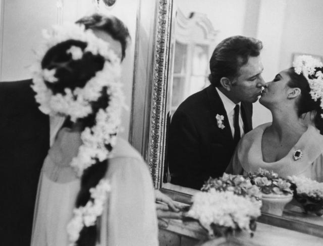 Но в итоге эта история закончилась красивым браком.