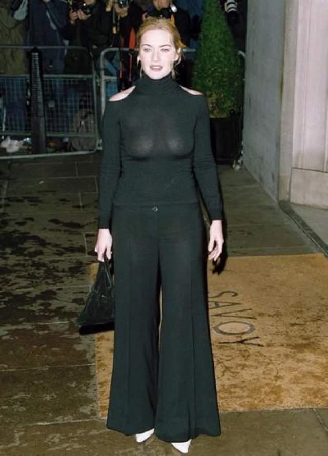 В этой округлости присутствовал определенный шарм, да и сама Кейт регулярно давала понять, что голливудские стандарты красоты ее не интересуют.