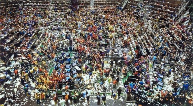 """""""Чикагская товарная биржа III"""" - $3 301 771. Автор - тот же."""