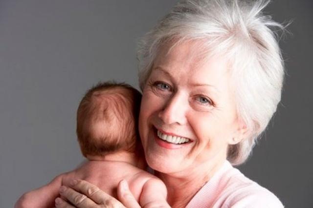 18 июля 1994 года в возрасте 63 лет Розанна Дала Корта родила мальчика.