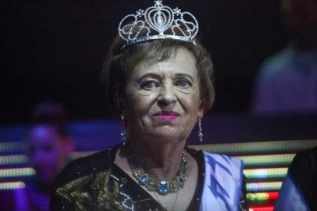 Победу одержала 78-летняя Хава Хершковитц. В концлагере женщина провела 3 года.