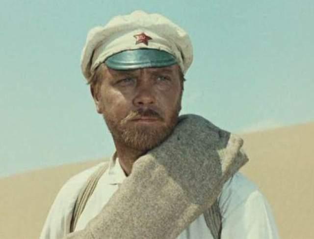 Роль красноармейца Сухова стала звездной для Анатолия Кузнецова.