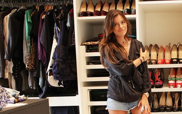 Лада Шефлер. Дочь владельца S.P.I. Group Юрия Шефлера также подалась в модный бизнес и открыла собственный бренд Lada Shefler Designs и ателье Toile.