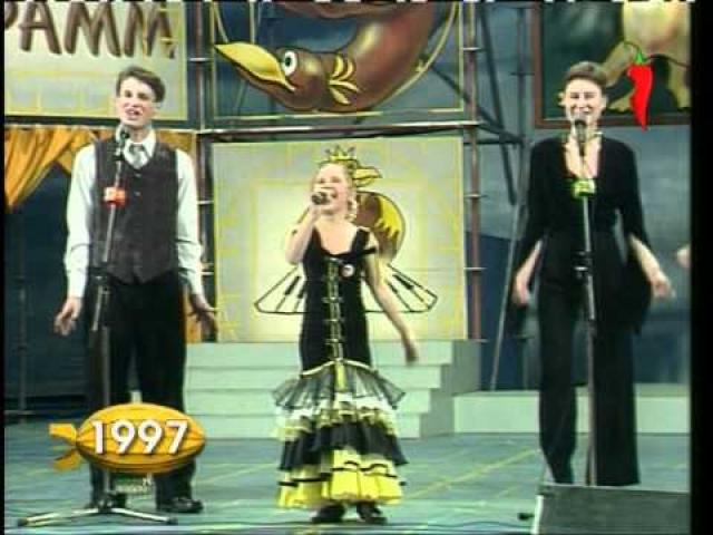 Позже были и другие большие конкурсы и даже выступление на сцене КВН.