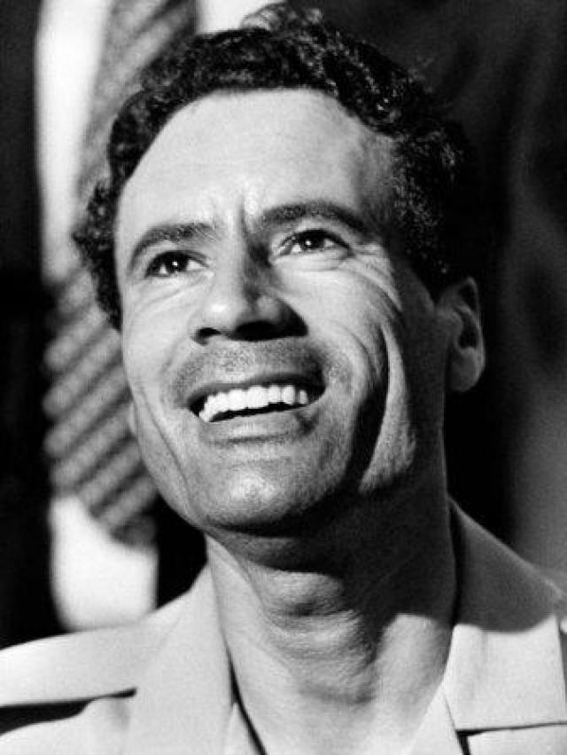 Муаммар Каддафи не занимал в Ливии ни одной государственной должности с 1979 года, но при этом фактически являлся главой государства.
