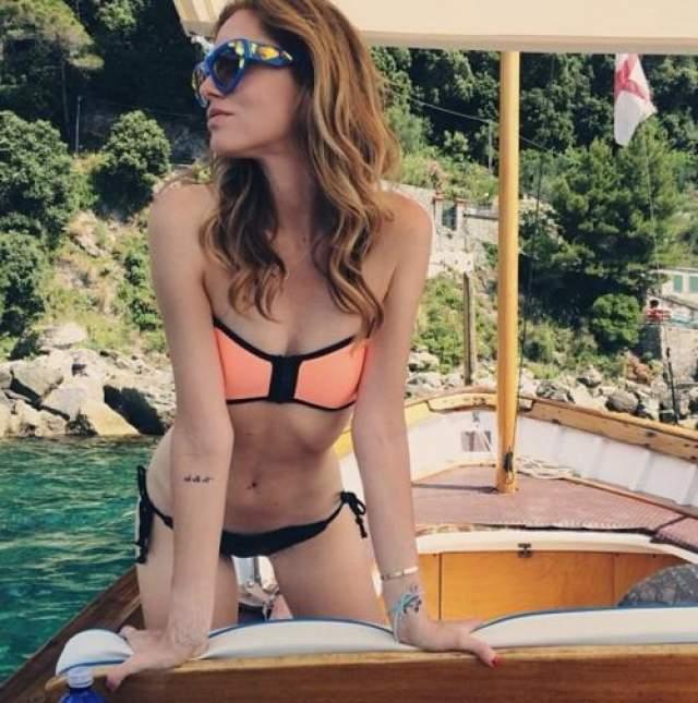 Chiara Ferragni @chiaraferragni