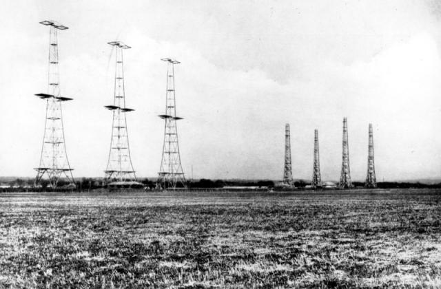 """Причем, дальше идеи дело не пошло, а радар """"повторно"""" изобрели англичане в 1940 году."""