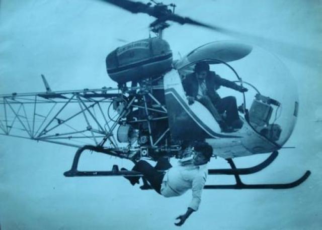 Приключенческий фильм «Ударная волна» оказался для него последним: в ноябре 1980-го Джаян погиб во время выполнения очередного трюка.