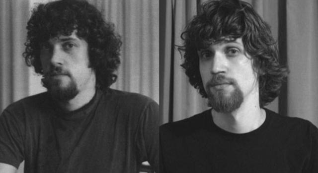 Отец в 1976 (слева) и сын в 2012.