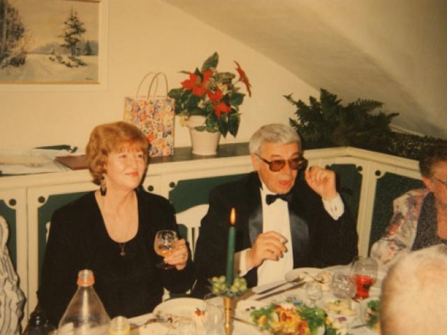 Вместе они прожили 24 года, до самой смерти великого артиста.