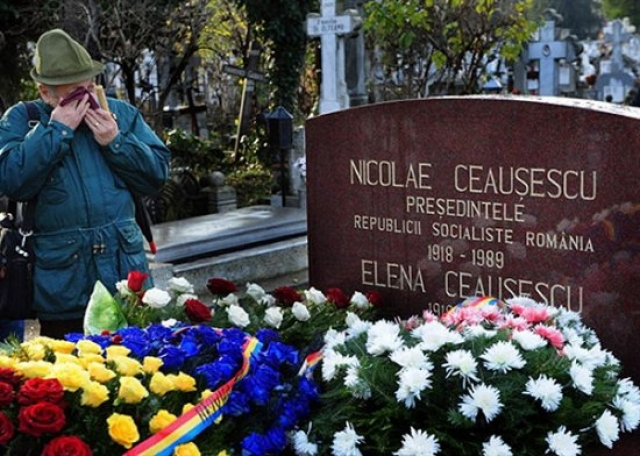 """После чего их отвезли и оставили лежать на стадионе """"Стяуа"""". А затем они были перенесены и захоронены на военном кладбище Генча, которое расположено неподалеку от него."""