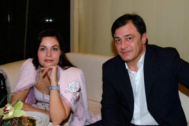 Екатерина Андреева. Телеведущия замужем за балканским бизнесменом Душаном Петровичем.