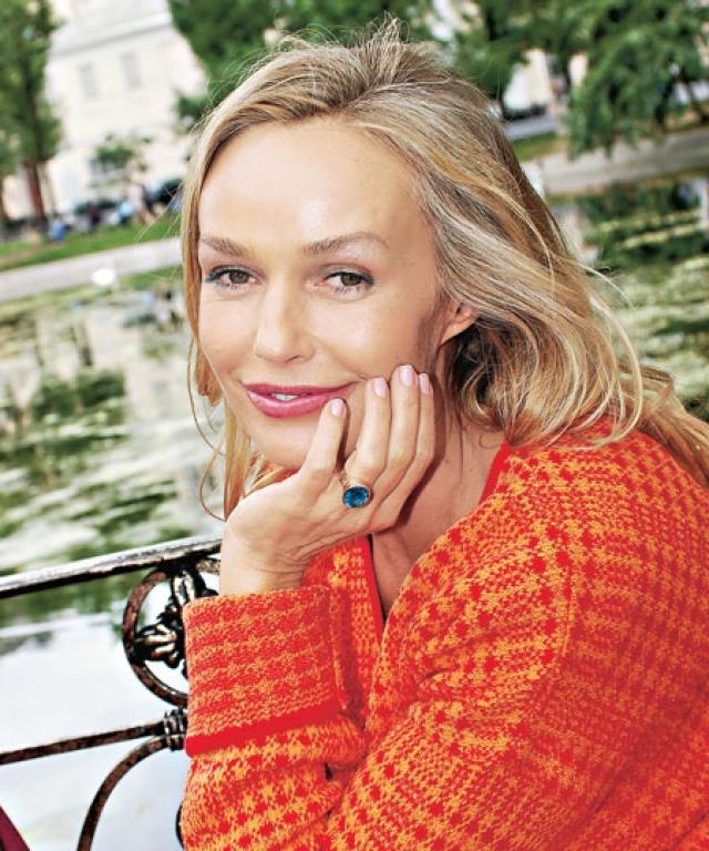 Наталья Андрейченко прославилась своей ролью Мэри Поппинс, которая была довольна своей красотой на все 100.