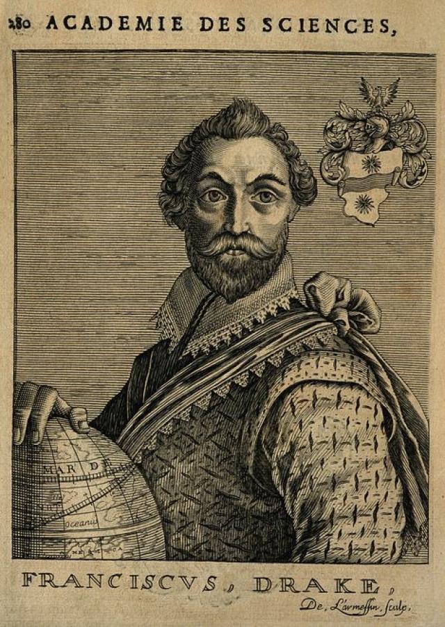 В конце 16 века пират даже поучаствовал в качестве адмирала в разгроме Непобедимой армады. Но, увы, в одном из плаваний к берегам Америки он заболел тропической лихорадкой и умер.