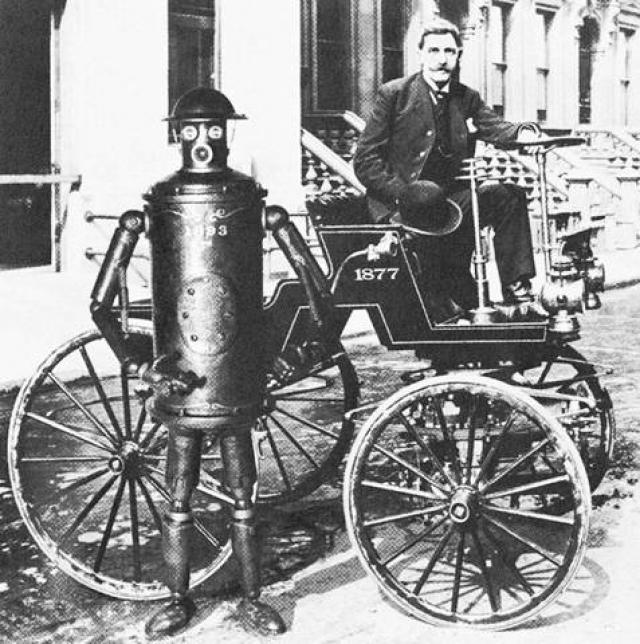 Патент же на изобретение велосипеда был выдан в 1818 году немецкому барону Карлу Дрейзу.
