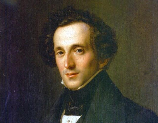 Феликс Мендельсон. Композитору приходилось часто и подолгу разъезжать с концертами, поэтому он часто скучал по домашнему уюту и привычной обстановке.