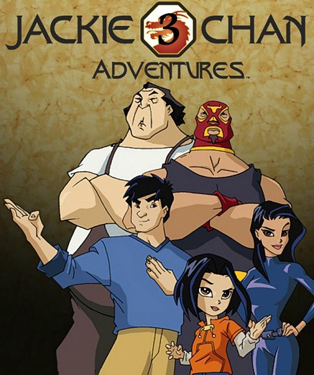 """Успехом пользовался мультсериал """"Приключения Джеки Чана"""", где Джеки после каждой серии отвечал на вопросы поклонников. А вот своего персонажа он не озвучивал."""