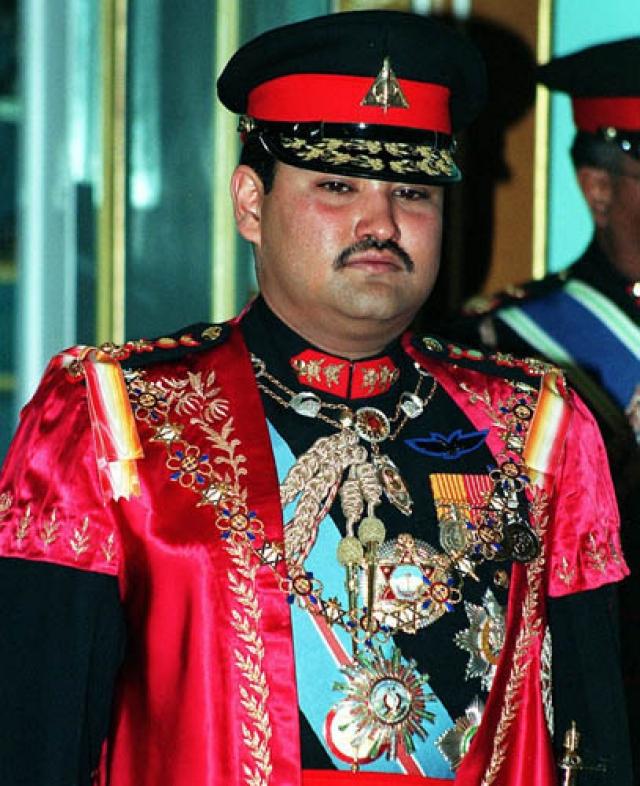 Официальной причиной убийства была названа случайная семейная ссора по вопросу о невесте принца, произошедшая в то время, когда Дипендра, предположительно, находился в состоянии сильного алкогольного или наркотического опьянения.