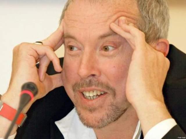 Андрей Макаревич (Московский архитектурный институт - художник и архитектор)